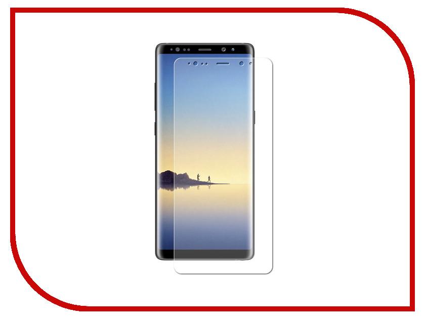 Аксессуар Защитная пленка для Samsung Galaxy Note 8 Innovation Silicone Transparent 12102