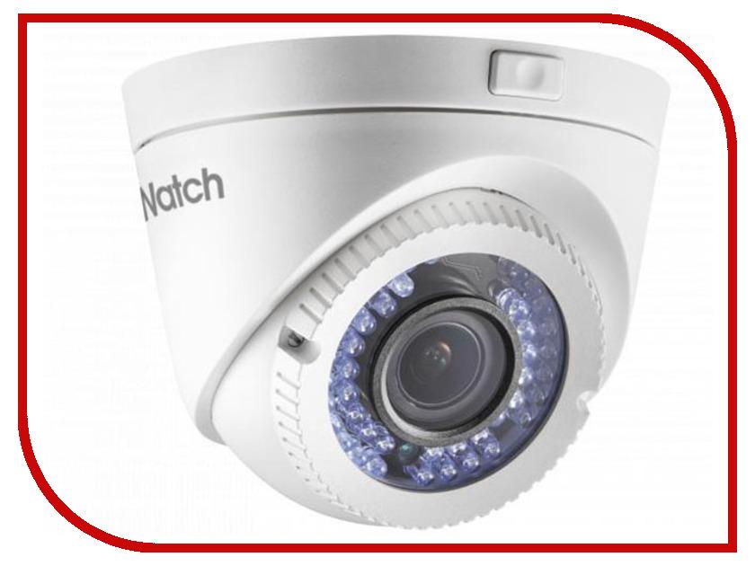 Аналоговая камера HiWatch DS-T209P 2.8-12mm аналоговая камера hiwatch ds t106 2 8 12mm