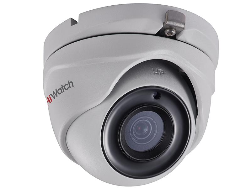 все цены на Аналоговая камера HiWatch DS-T503P 6mm онлайн