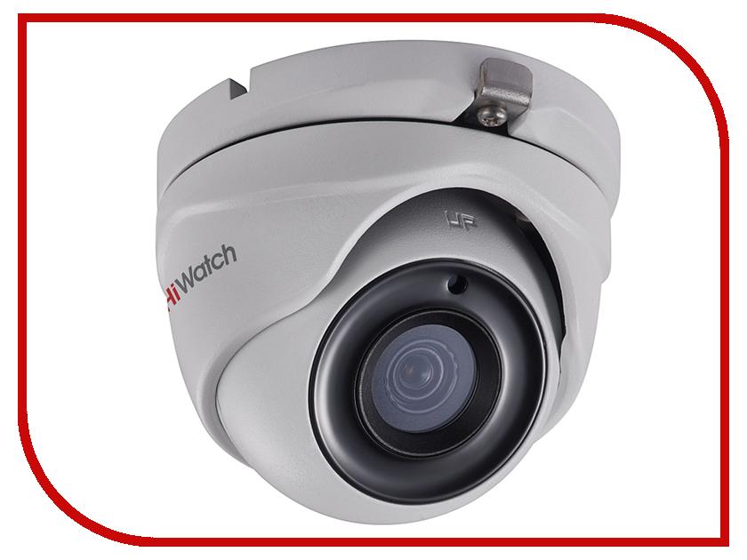 Аналоговая камера HiWatch DS-T503P 3.6mm аналоговая камера hiwatch ds t101 2 8mm