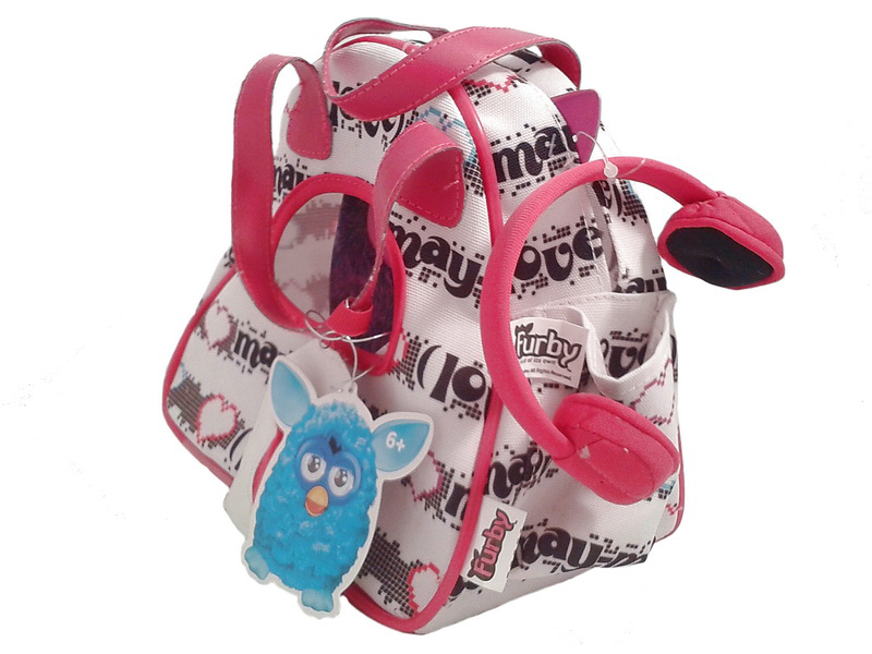 Игрушка Funrise Сумочка для переноски Furby Mix 24158