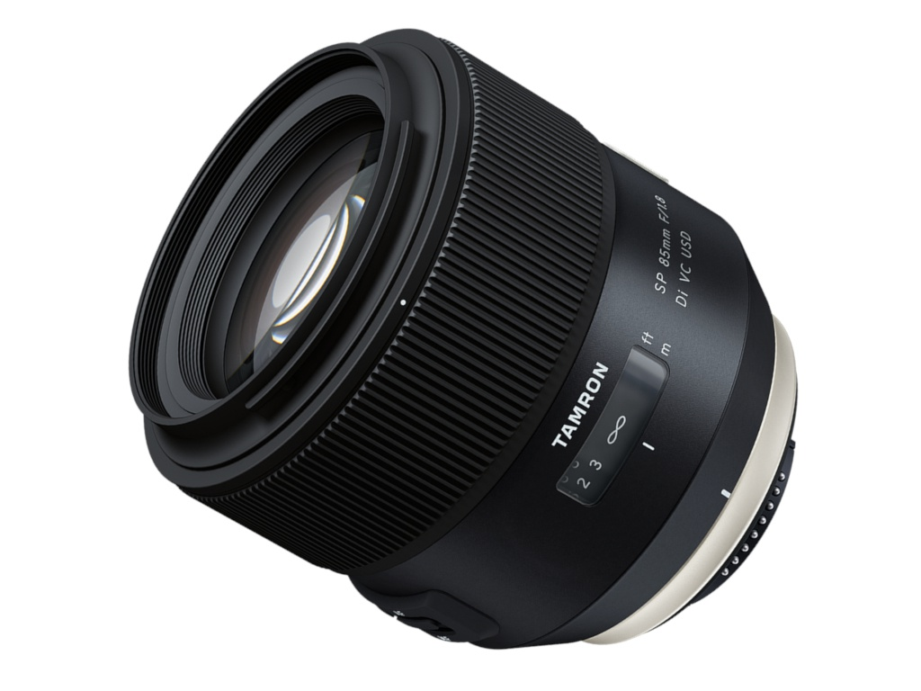 Объектив Tamron Sony SP 85 mm F/1.8 Di VC USD F016S