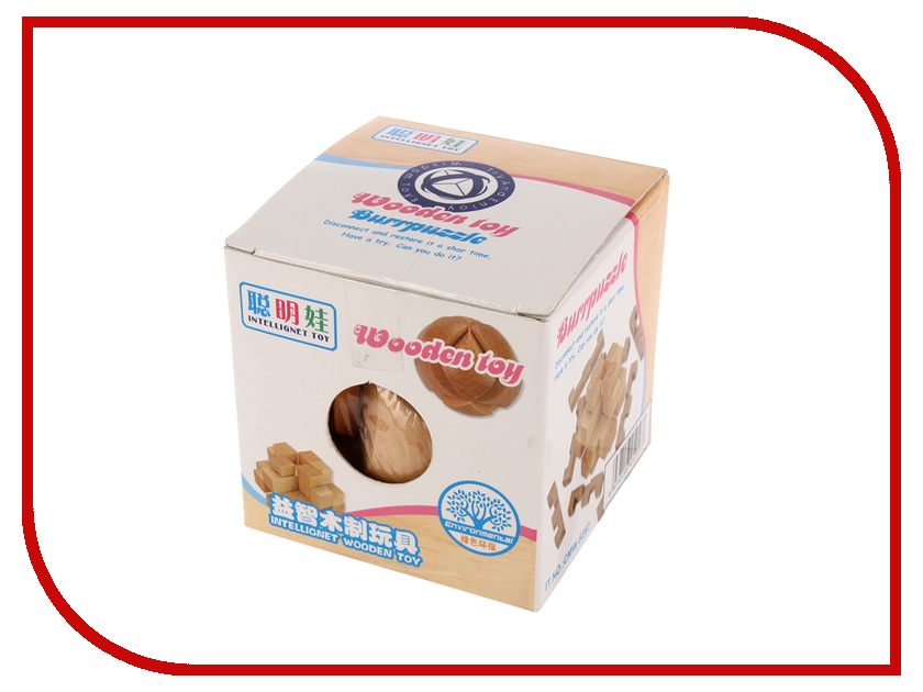 Головоломка Good Mood Головоломка TG8699-5/6/7/8 игрушка good mood magneto spheres ms3523 blue