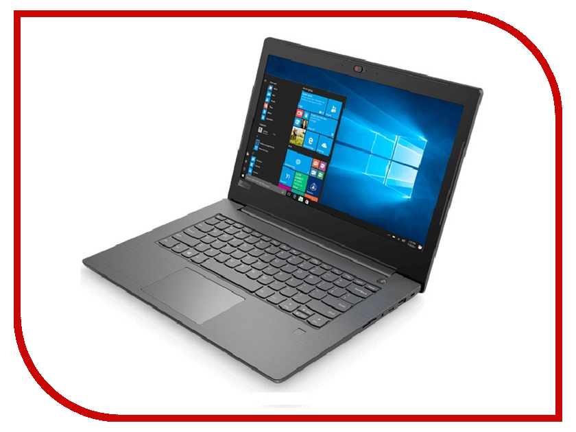 Ноутбук Lenovo V330-14IKB Dark Grey 81B00077RU (Intel Core i5-8250U 1.6 GHz/8192Mb/1000Gb/Intel HD Graphics/Wi-Fi/Bluetooth/Cam/14.0/1920x1080/Windows 10 Pro 64-bit)