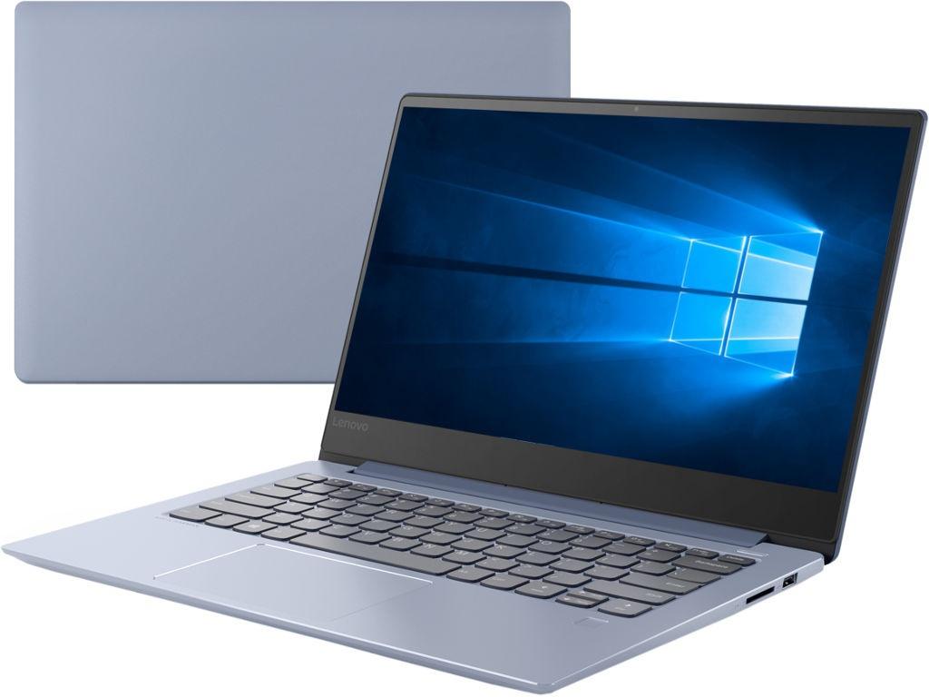 Ноутбук Lenovo IdeaPad 530S-14IKB Blue 81EU00BCRU (Intel Core i7-8550U 1.8 GHz/8192Mb/256Gb SSD/nVidia GeForce MX150 2048Mb/Wi-Fi/Bluetooth/Cam/14.0/1920x1080/Windows 10 Home 64-bit) ноутбук lenovo ideapad 530s 14ikb black 81eu00bfru intel core i7 8550u 1 8 ghz 8192mb 256gb ssd intel hd graphics wi fi bluetooth cam 14 0 2560x1440 windows 10 home 64 bit