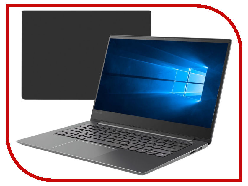 Ноутбук Lenovo IdeaPad 530S-14ARR Black 81H10021RU (AMD Ryzen 3 2200U 2.5 GHz/4096Mb/128Gb SSD/AMD Radeon Vega 3/Wi-Fi/Bluetooth/Cam/14.0/1920x1080/Windows 10 Home 64-bit) ноутбук lenovo ideapad 530s 14arr 81h10021ru
