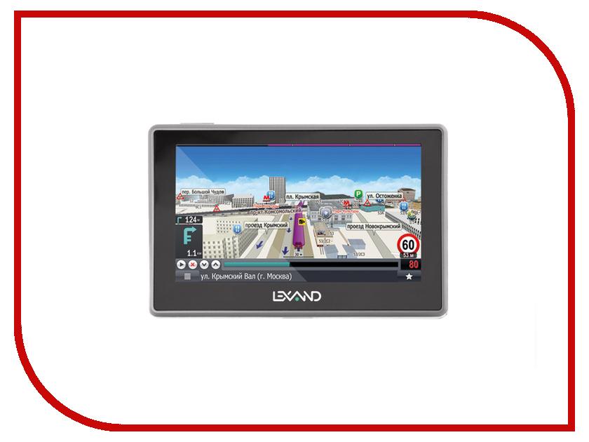 Навигатор Lexand SA5 HD Прогород стоимость