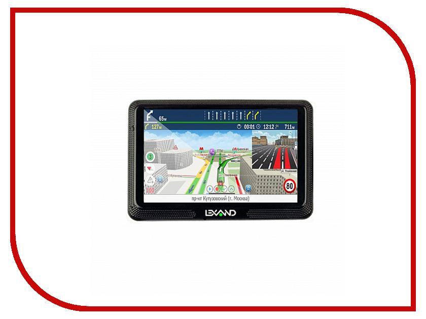 Навигатор Lexand CD5 HD Прогород