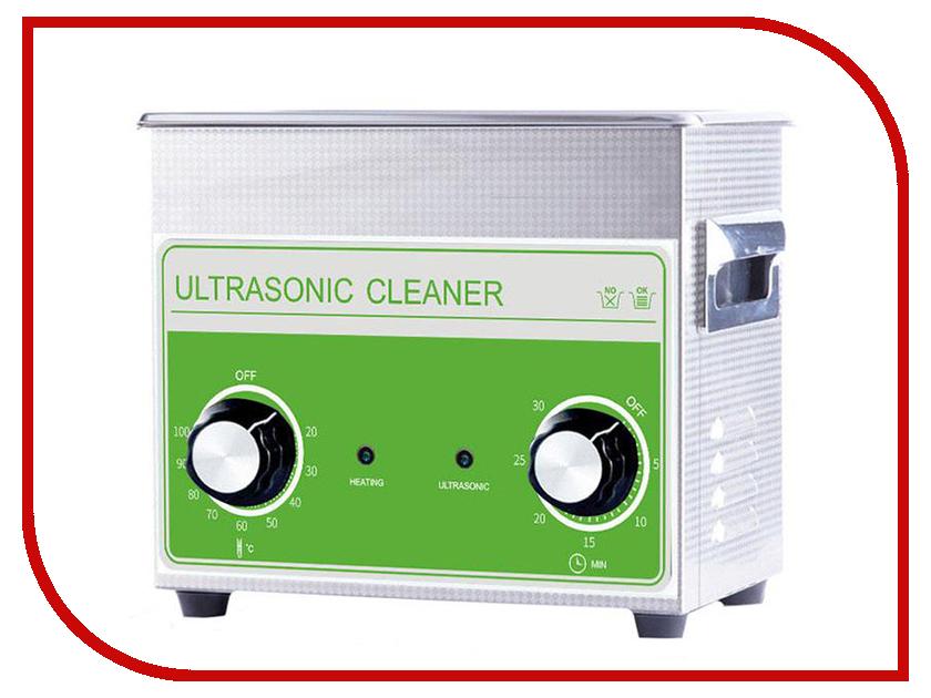 Ультразвуковая ванна AG Sonic TA-100 irisk ультразвуковая ванна красная 600 мл