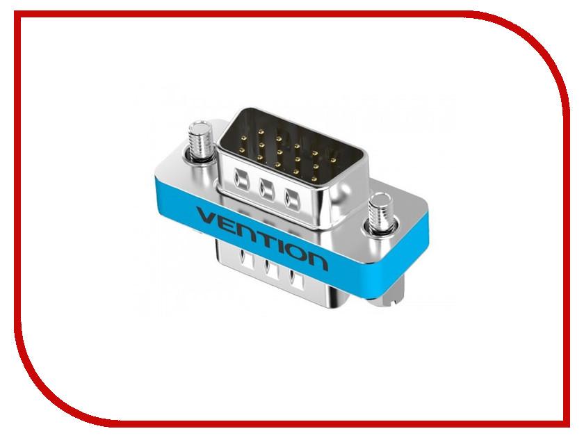 Аксессуар Vention VGA 15M/ VGA 15M DDBI0 vention vga переключатель один на два экспандер