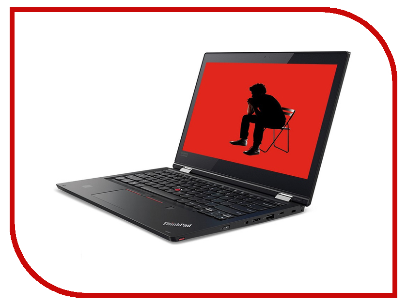 все цены на Ноутбук Lenovo ThinkPad L380 Yoga Black 20M7002HRT (Intel Core i3-8130U 2.2 GHz/4096Mb/256Gb SSD/Intel HD Graphics/Wi-Fi/Bluetooth/Cam/13.3/1920x1080/Touchscreen/Windows 10 Pro 64-bit) онлайн
