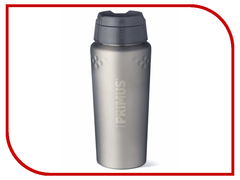 Термокружка Primus TrailBreak Vacuum Mug 350ml Stainless Steel 737903 багажник евродеталь 110cm ed2 111f ed7 010a