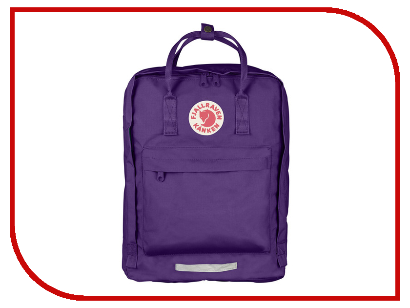 Рюкзак Fjallraven Kanken Big Purple 23563-580