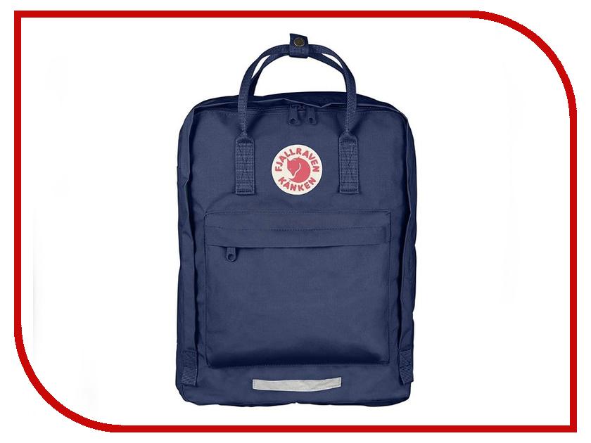 Рюкзак Fjallraven Kanken Big Royal Blue 23563-540 цена