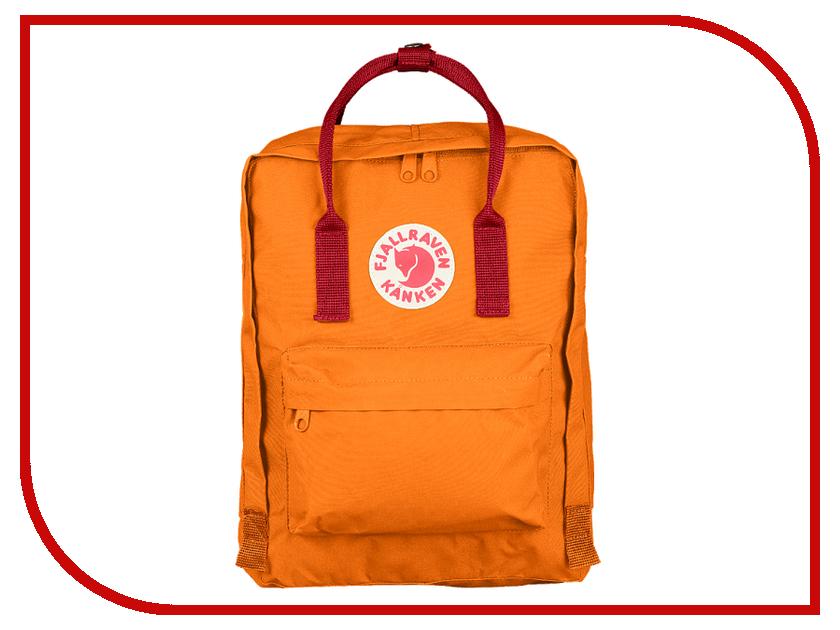 Рюкзак Fjallraven Kanken Burnt Orange-Deep Red 23510-212-325