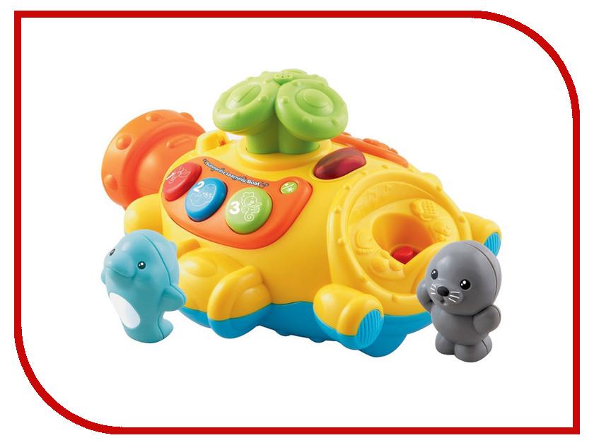 Игрушка Vtech Подводная лодка с фонтаном 80-113626 vtech vtech кухня тележка тележка девушка игрушка игры дом с музыкой ролевые развивающие игрушки