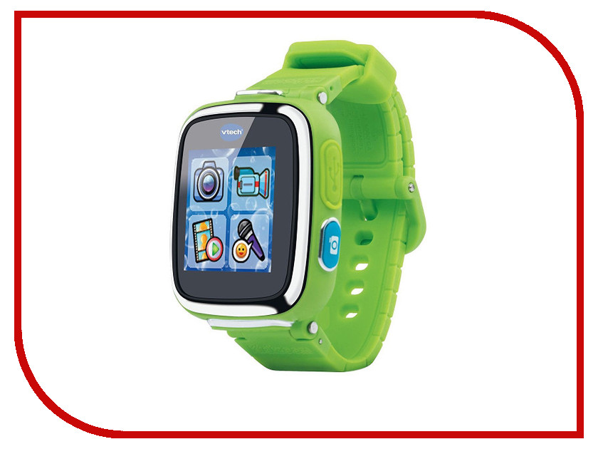 Vtech Kidizoom SmartWatch DX Green 80-171683 gm18 smartwatch phone