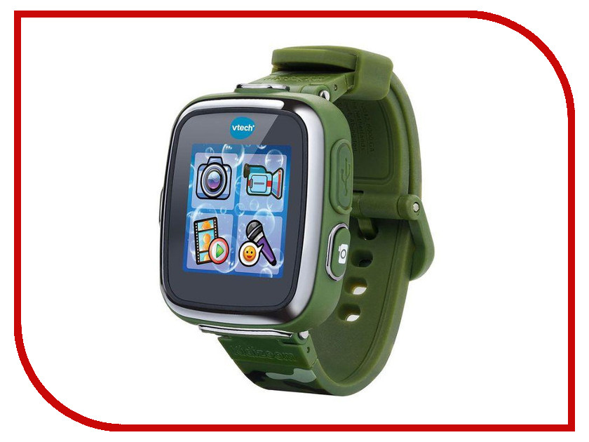 Vtech Kidizoom Smartwatch DX Camouflage 80-171673 gm18 smartwatch phone
