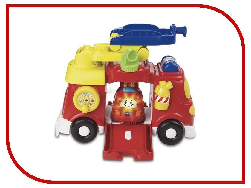 Игрушка Vtech Бип-Бип - Большая пожарная машина 80-151326 toystate машина спецслужба пожарная