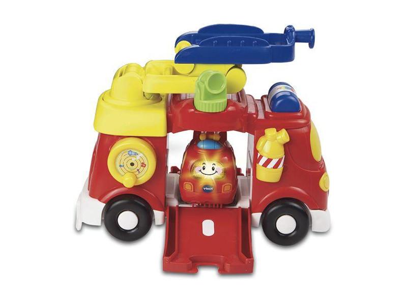 Игрушка Vtech Бип-Бип - Большая пожарная машина 80-151326