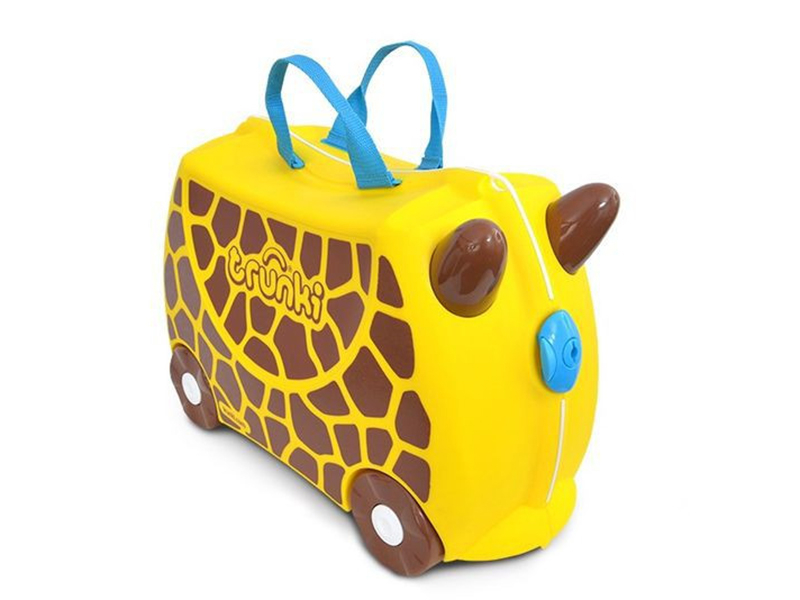 Чемодан Trunki Жираф Джери 46x21x31cm 0265-GB01 цена