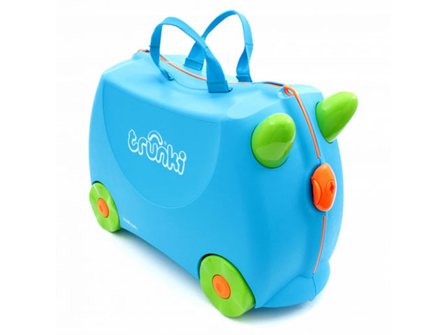 Чемодан Trunki 31x46x20.5cm 18L Blue 0054-GB01-P1