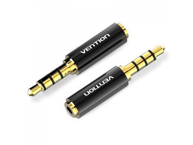 Аксессуар Vention Jack 2.5 mm F/3.5mm M BFBB0 цена и фото
