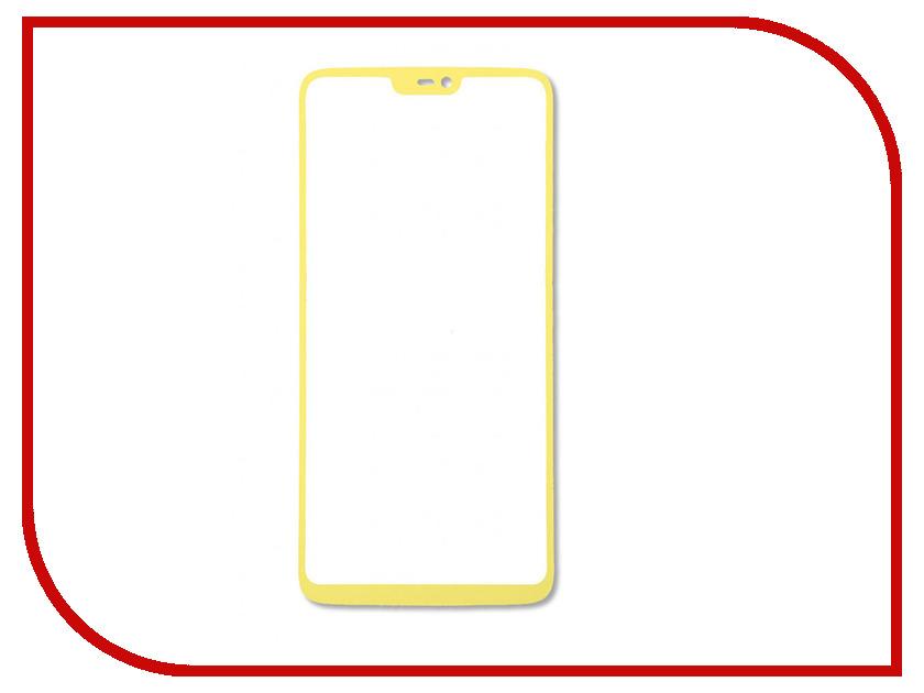 Аксессуар Защитное стекло для One Plus 6 Snoogy Full Glass Gold Sn-TG-FG-ONE-plus6-gold one alkaline water ionizer machine model wth 803 and one ph tester
