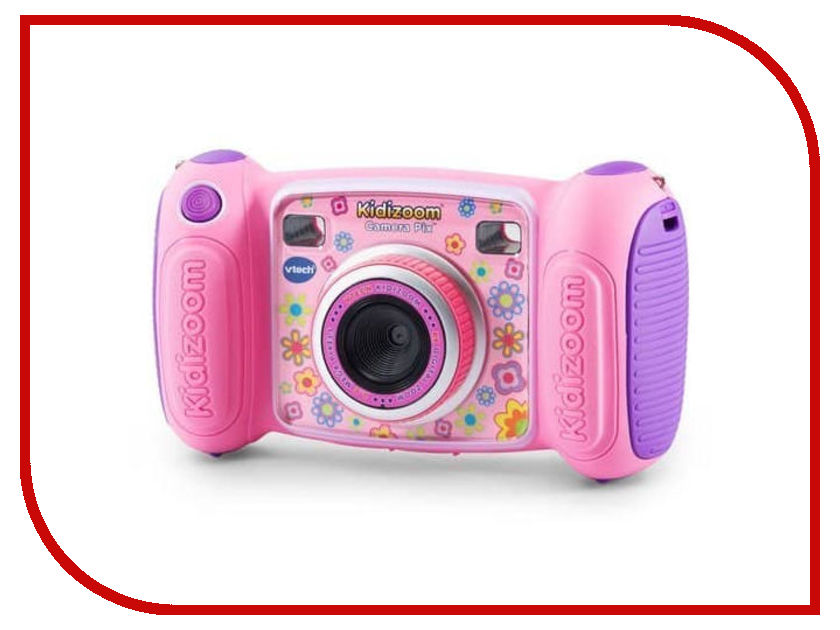 Игрушка Vtech Kidizoom Pix Pink 80-193650 pixhawk px4 autopilot pix 2 4 8 flight controller safety switch buzzer 8n gps mini osd i2c ppm 433mhz 433 telemetry