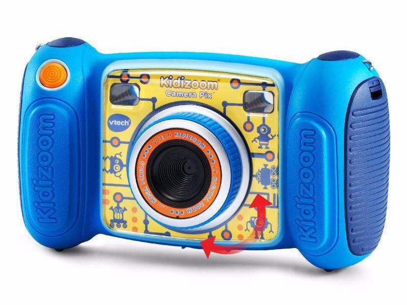 Игрушка Vtech Kidizoom Pix Blue 80-193600 orange cr35ldx crush pix