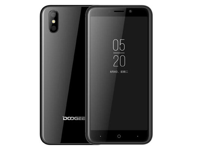 Сотовый телефон DOOGEE X50 Black