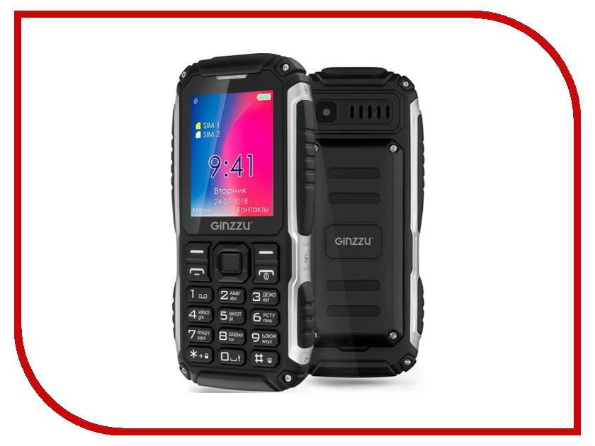 Сотовый телефон Ginzzu R70 сотовый телефон ginzzu r4 dual white