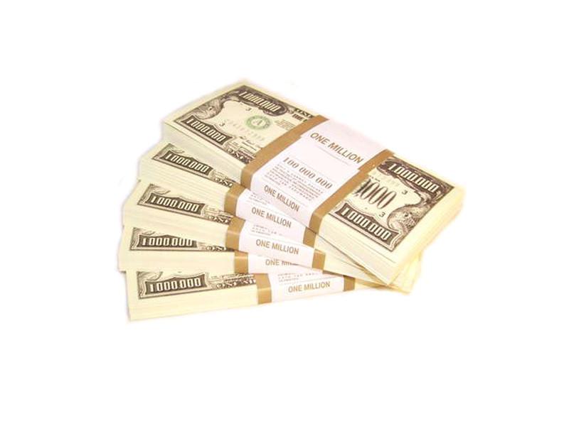 Шуточные купюры СмеХторг бабки 1 000 баксов пачка 100 шт