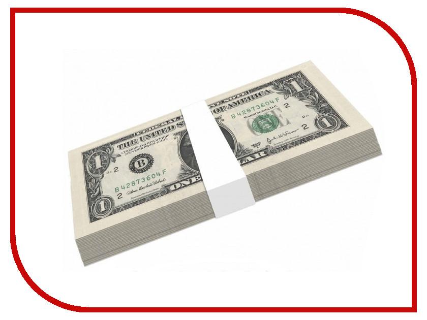 Шуточные купюры СмеХторг бабки 1 бакс пачка 100 шт