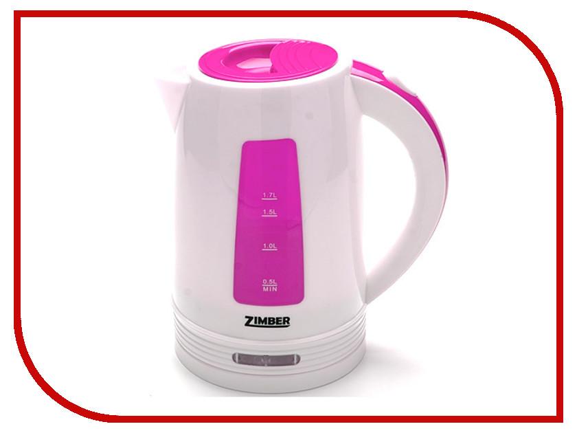 Чайник Zimber ZM-10847 соковыжималка zimber zm 11039