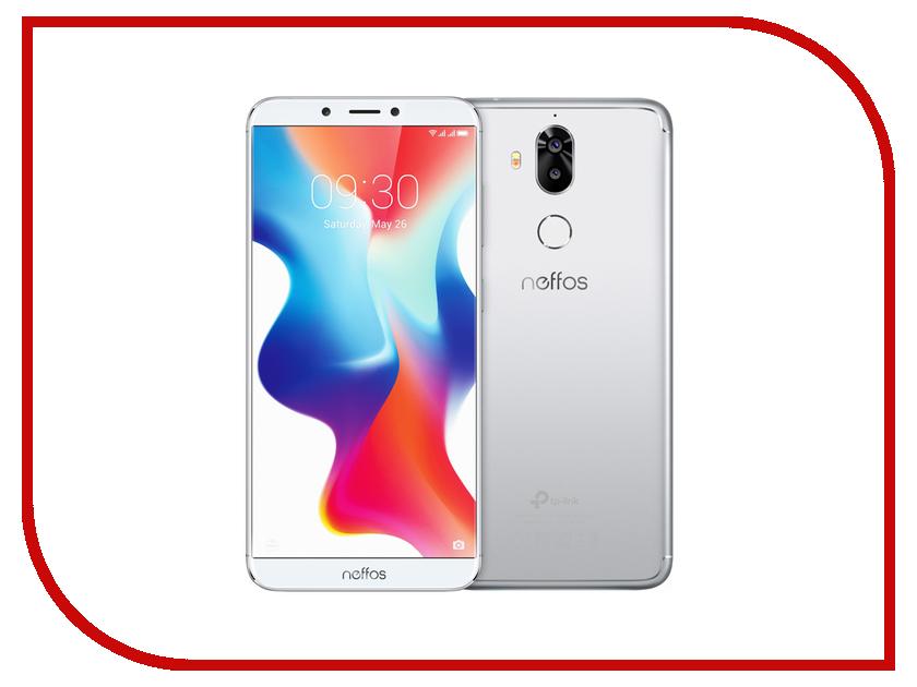 Сотовый телефон Neffos X9 Moonlight Silver TP913A66RU