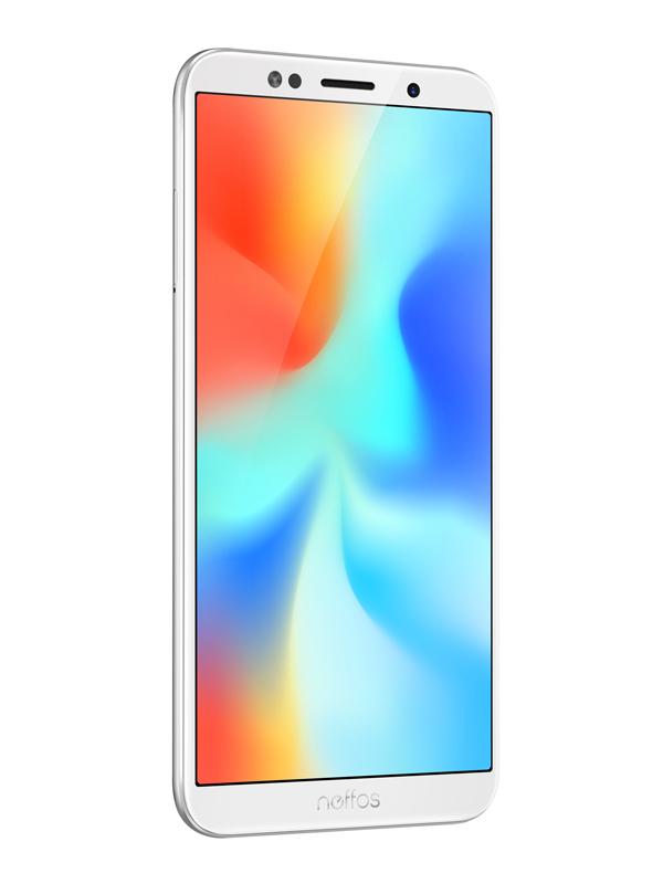 Сотовый телефон Neffos C9A Moonlight Silver NEF-TP706A64RU цена и фото