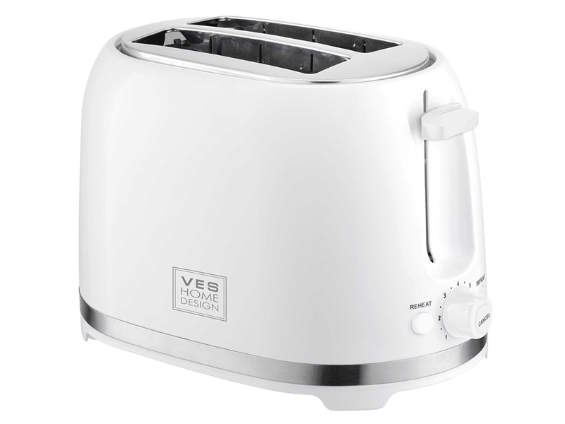 Тостер VES T-100-W