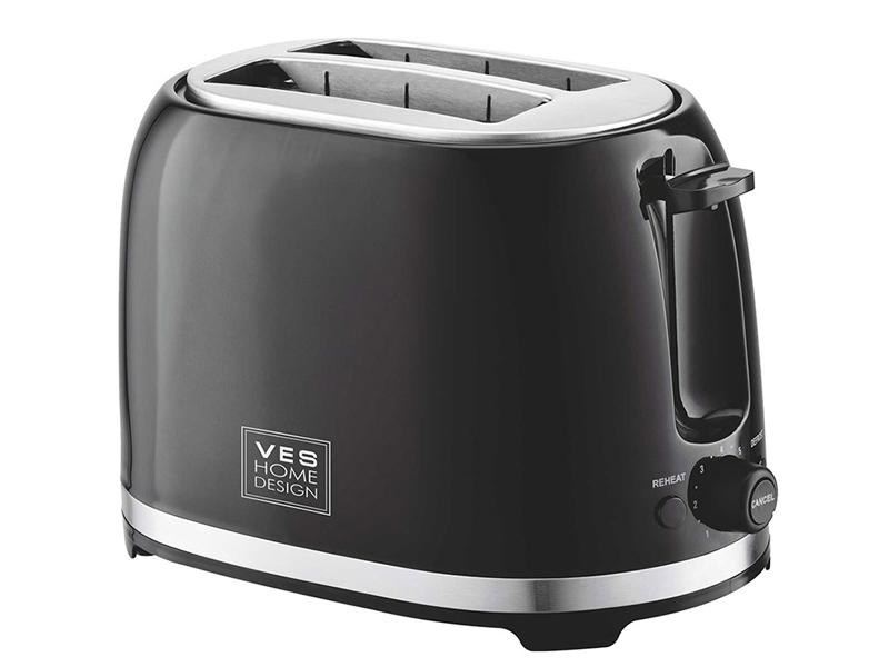 Тостер VES T-100-B