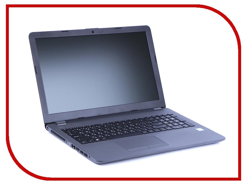 Ноутбук HP 250 G6 3VK28EA Dark Ash Silver (Intel Core i3-7020U 2.3 GHz/4096Mb/256Gb SSD/DVD-RW/Intel HD Graphics/Wi-Fi/Bluetooth/Cam/15.6/1366x768/DOS) ноутбук lenovo 110 15ibr 80t7003yrk intel pentium n3710 1 6 ghz 4096mb 1000gb dvd rw intel hd graphics wi fi bluetooth cam 15 6 1366x768 dos