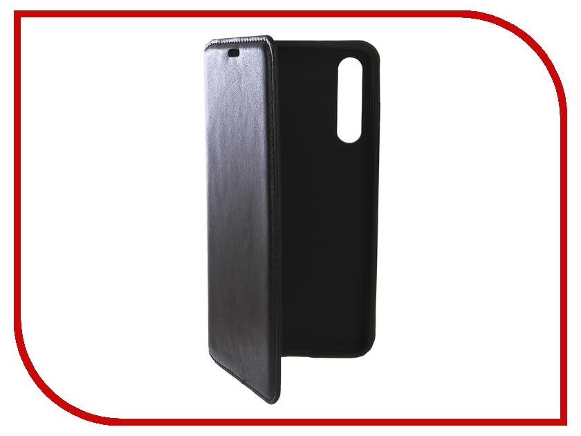 Аксессуар Чехол для Huawei P20 Pro Gurdini Premium Black highscreen boost 3 pro black