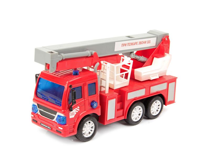 Игрушка Drift Подъёмник пожарный 1:18 70398