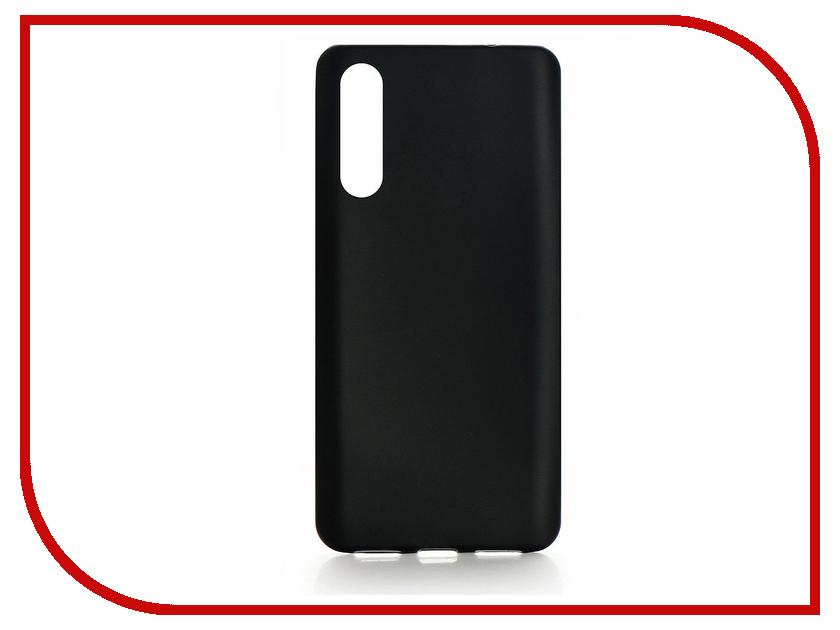 Аксессуар Чехол для Huawei P20 Pro Gurdini Soft Touch Black highscreen boost 3 pro black