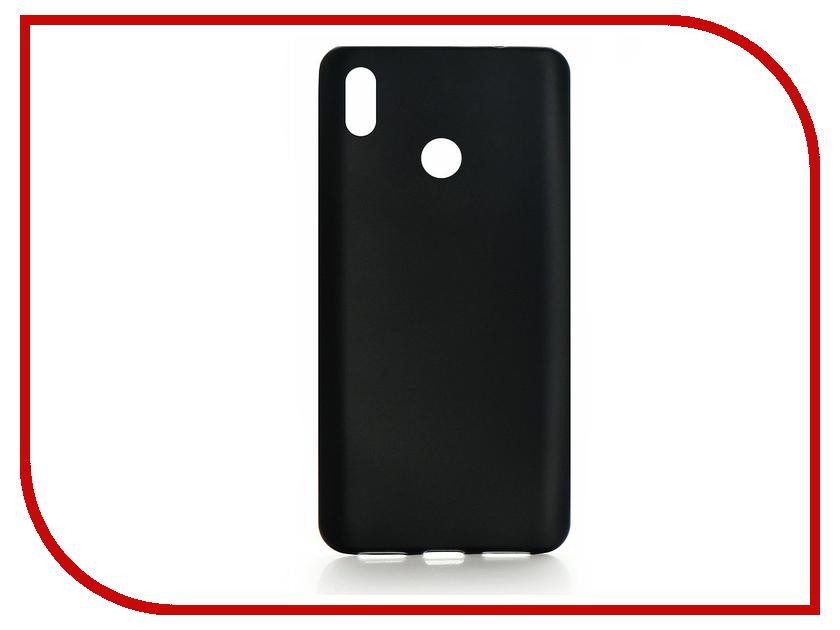 Аксессуар Чехол для Huawei P20 Lite Gurdini Soft Touch Black 906400 аксессуар чехол для huawei p20 pro gurdini premium black 906430