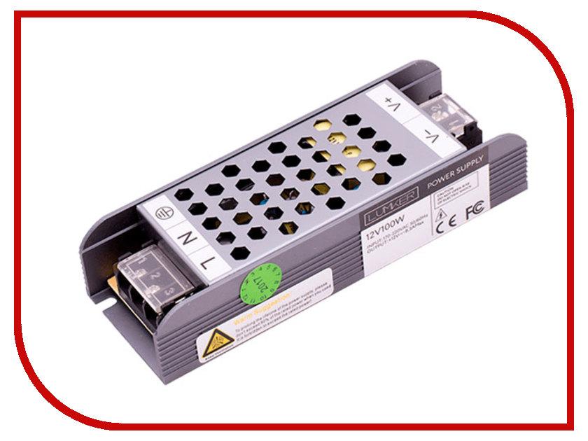 Блок питания LUX YA-100-12 IP20 100W 12V 2828 блок питания swgroup 100w 12v
