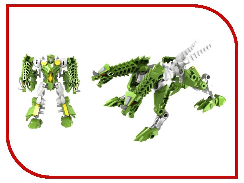 Игрушка Город игр Робот трансформер Дракон М Green GI-6683 все цены