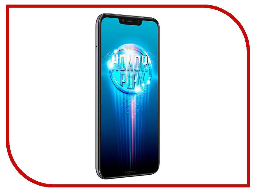 Сотовый телефон Honor Play 4/64GB Black honor 9 6gb 64gb китайская версия нужно root