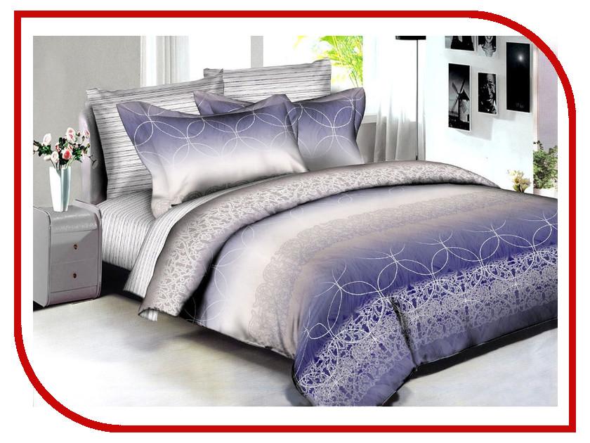Постельное белье Buenas Noches BZ Singapore Комплект Евро Сатин 86613 постельное белье amore mio bz genoa комплект 1 5 спальный сатин 1061