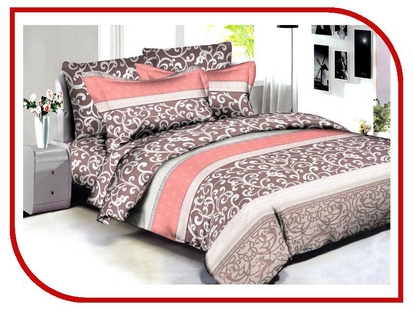 Постельное белье Buenas Noches BZ Pune Комплект Евро Сатин 86609 постельное белье amore mio bz genoa комплект 1 5 спальный сатин 1061