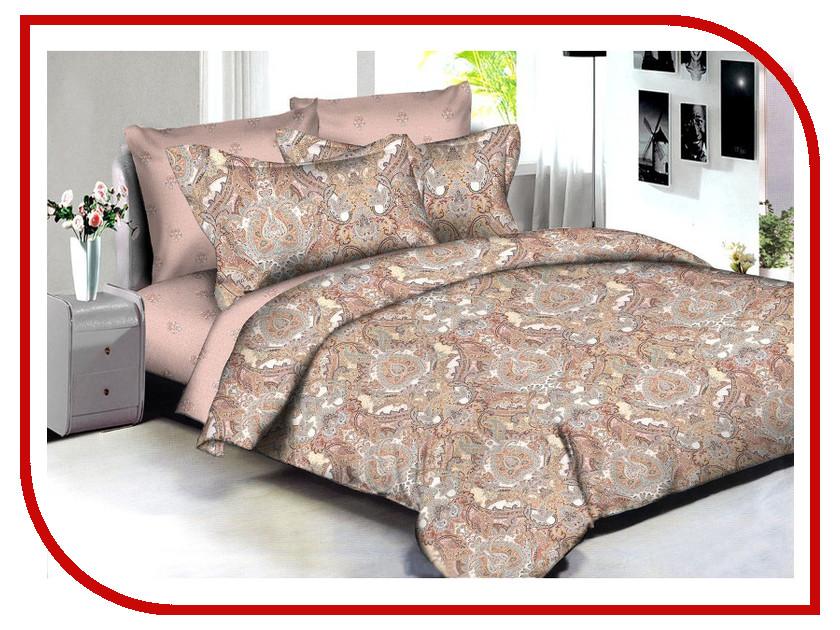 Постельное белье Buenas Noches BZ Samarkand Комплект Евро Сатин 86608 постельное белье amore mio bz genoa комплект 1 5 спальный сатин 1061